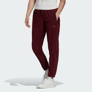 NEW adidas Tiro 19 Training Pants GH6858 Burgundy